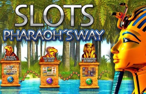 best casino slots pharaoh's way